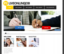 what is live online job