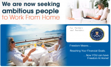 Is Freedom At Home Team a Scam