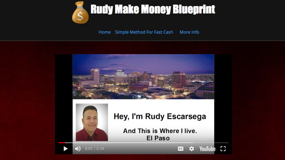 Rudy make money blueprint review scam or legit benjisdad rudy make money blueprint review malvernweather Image collections