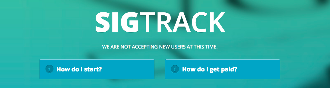 Is Sigtrack A Scam? Read This Review Before Joining!
