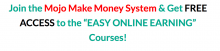 Mojo Make Money System Review! Do not join this product! It's a scam!
